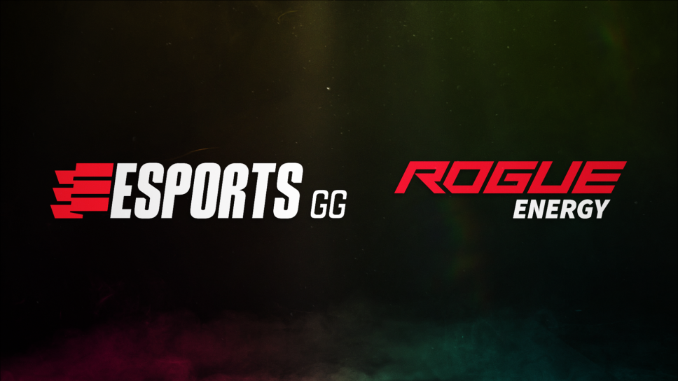 Esports.gg announces exciting new partnership with Rogue Energy
