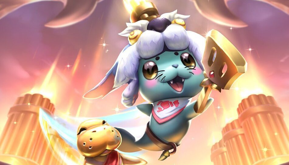 TFT patch 11.12 brings new Skyglass Eggs and the Mythic URF Dowsie