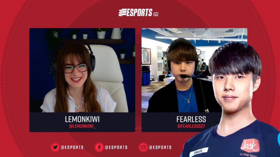 """Fearless on historic May Melee victory: """"I felt like this was something we could do for the Dallas Fuel fans"""""""