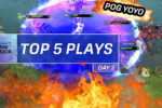 A non-existent Ultra Kill tops our Animajor Day 2 best plays list