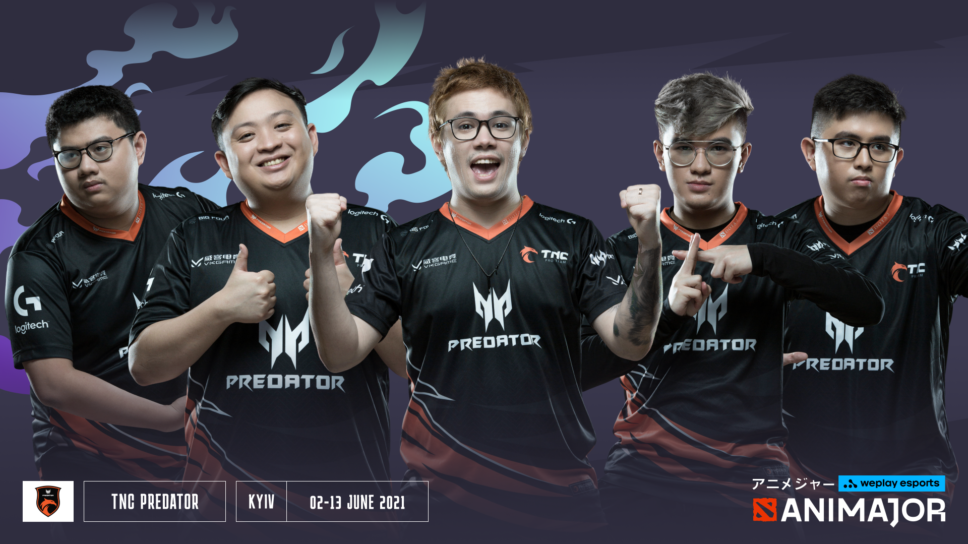 TNC Predator slay Miracle's undefeated Invoker to go 4-0 in AniMajor group stage Day 2