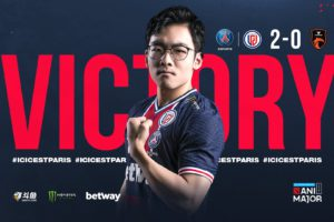 The Chinese Overlords have arrived – PSG.LGD top the AniMajor Group Stage on Day 3