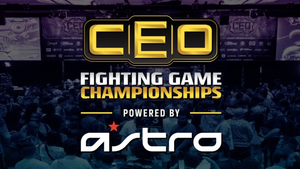 CEO 2021 Confirms December live event, TEN games featured