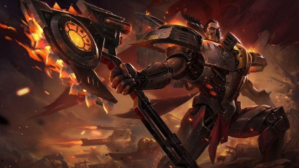 Darius: League of Legends