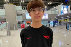 """T1's 23Savage: """"As long as we are learning and improving that is already a satisfactory result for me"""""""