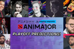 WePlay AniMajor playoff predictions by talent and community figures