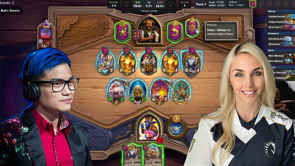 Slysssa speaks to Frodan on representation, equality and TFT