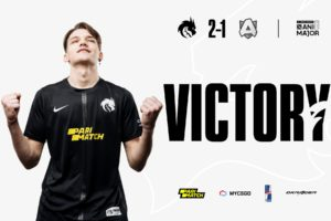 New Bloods Team Spirit Knock Out Alliance in 2-1 Series