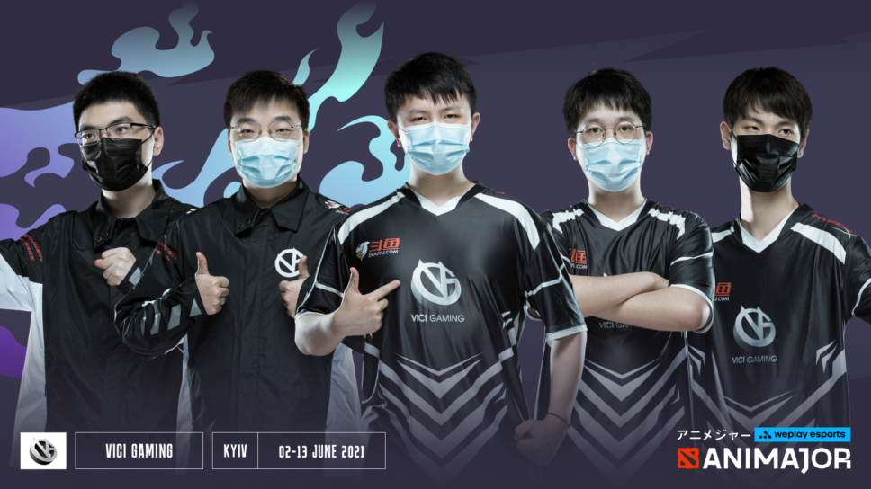 The Top Seed Curse – Vici Gaming Secure TI10 Spot after besting Virtus Pro in Day 2 of AniMajor Playoffs