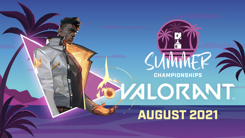 Razer and Nerd Street Gamers will join together for the VALORANT Summer Championships
