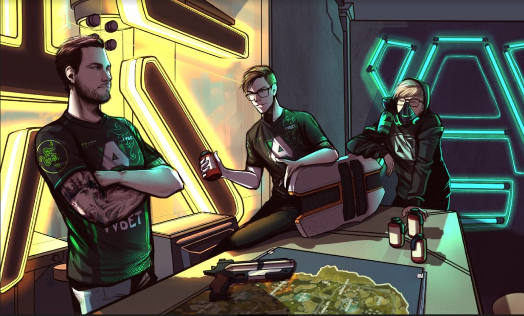 alliance apex legends squad