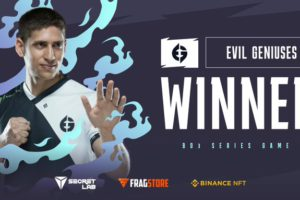 Arteezy's Terrorblade helps Evil Geniuses eliminate Vici Gaming at the Animajor