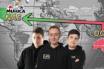 TNA set to bring the best OCE trio to North America. Speedy: