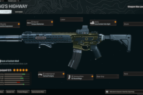 What are the best M13 Loadout for Call of Duty Warzone?