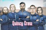 Quincy Crew Commits to Remain Org-less for $40 million TI10