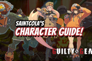 Guilty Gears Strive: Guide to all 15 characters. Find your perfect fighter!