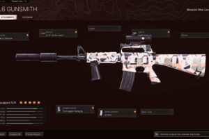 Best M16 Loadout for Warzone. Level up your game