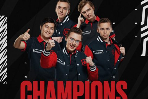 Gambit are your BLAST Premier Spring Finals Champions