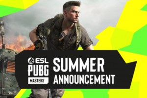 ESL announces PUBG Masters: Summer format and prize pool