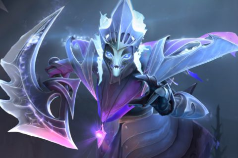 "Valve release Spectre Arcana ""Phantom Advent"" and she looks terrifying"