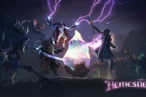 Valve launch Limited time Dota Event: Nemestice