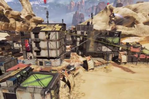 The original King's Canyon and World's Edge are back! Apex Legends Genesis event brings back old classics