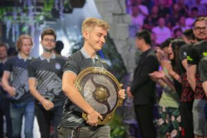 """""""The hardest battle"""" - Reigning champions OG are the final team to qualify for $40 million TI10"""