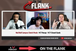 """""""Hot dudes talking hot topics"""" - New VALORANT podcast 'On The Flank' ft Velly, Upmind, and Sully"""