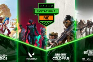 Razer Invitational comes to the Middle East with a $50,000 prize pool