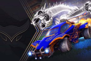 Athena debuts Rocket League's new Creator Garages