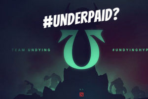 """""""I couldn't get him paid until we got an organization"""": Undying's GoFundMe highlights need for more institutional backing in pro Dota"""