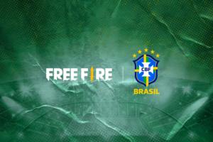 Free Fire fecha parceria com a Confederação Brasileira de Futebol (CBF)
