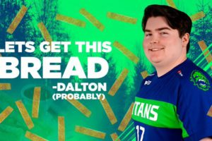 Free Breadsticks for all! Vancouver Titans win their 1st match of the season