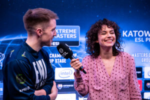 Stanislaw on temporary leave from EG; Daps to Step In
