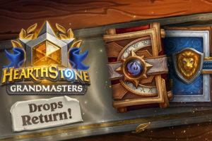 Hearthstone Drops Return to Grandmasters this Weekend
