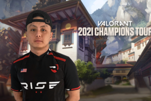"""Rise VALORANT IGL Poised: """"When you can beat the best team in the world, no matter the map, it gives you confidence as a team."""""""