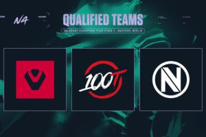 VCT Stage 3 Finals: Sentinels, 100T, Envy to represent NA in Berlin