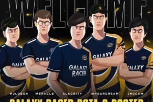 Beast mode Galaxy Racer stun Fnatic to reach BTS Pro Series Grand Finals