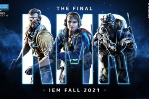 IEM Fall is the final RMR event for PGL Stockholm CS: GO Major