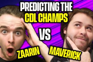 EsportsGG's CDL Champs 2021 Predictions: Zaarin vs Maverick