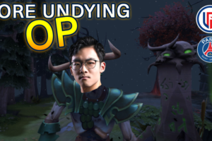 Core Undying is Back! PSG.LGD's Latest Experiment Crushes Alliance in ESL One Fall