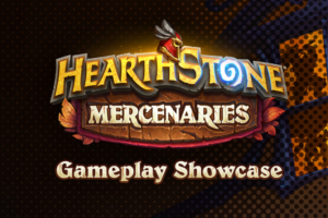 Hearthstone Mercenaries is finally upon us: Where to watch and earn Drops