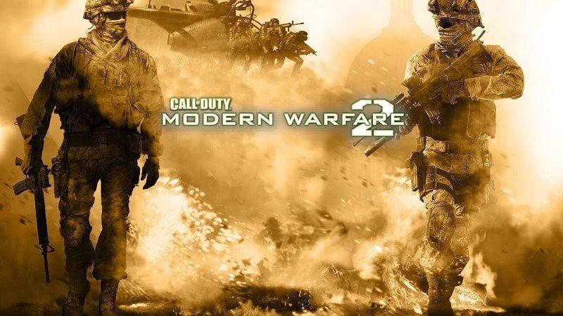 best Call of Duty game modern warfare 2