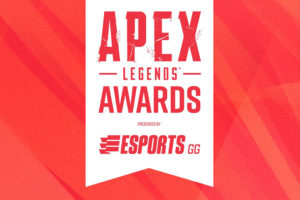 Esports.gg to host Apex Legends Awards - ALGS Year 1