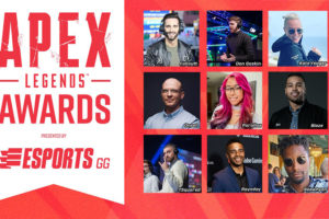 Apex Legends Awards: Introducing our Panel of Expert Judges