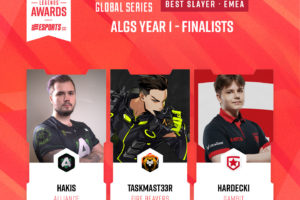 Apex Legends Awards: The 3 Finalists for Best Slayer in EMEA