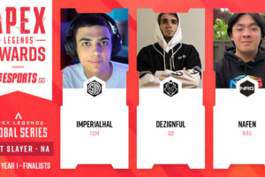 Apex Legends Awards: The 3 Finalists for Best Slayer in North America