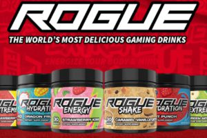 Want to grow your stream? Rogue Energy's Partnership program is open to all streamers and creators