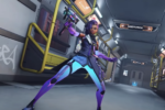 Sombra's EMP No longer removes Shields in Overwatch 2