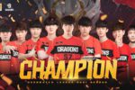 The Shanghai Dragons are your Overwatch League 2021 Champions!